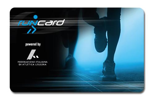 RUN CARD