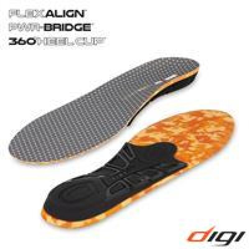 IRONMAN FLEXALIGN Low Arch Support insole